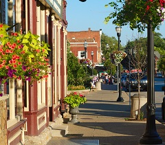 Downtown Flower Street